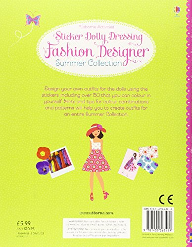 Sticker Dolly Dressing Fashion Designer Buy Online In Aruba At Desertcart