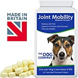 Joint Mobility. Helps to Keep the Dog You Love Happily on the Move for Longer. With Glucosamine, Chondroitin, MSM, Turmeric & Boswellia. 120 Tablets