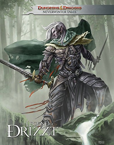 Descargar PDF Dungeons & Dragons: The Legend of Drizzt