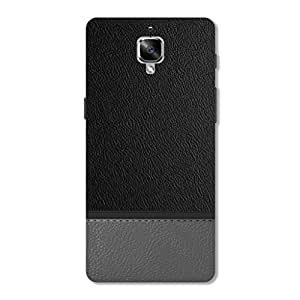 Overshadow Designer Printed Back Case Cover For One Plus Three