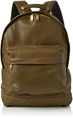 Mi-Pac Gold Backpack Mochila Tipo Casual, 41 cm, 17 Litros, Tumbled Khaki