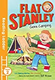 Flat Stanley Goes Camping: Blue Banana (Reading Ladder Level 2)