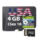 ?USA GPS Karte 4GB microSD f�r Garmin Navi, PC und MAC ? ORIGINAL von STILTEC � Bild
