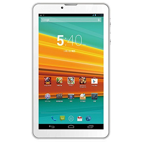 Karbonn St-72 Tablet (7 Inch, 4gb, Wi-fi+3g+voice Calling), White