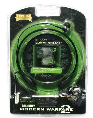 Xbox 360 - Headset Call of Duty: Modern Warfare 2 (Cod Modern Warfare 2 Xbox 360)