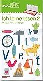 miniLÜK: Ich lerne lesen 2: Fröhliche Übungen für Leseanfänger für Kinder von 5 - 7 Jahren