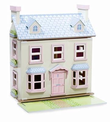 - Grandes Mayberry Manor muñecas casa de madera de Papo