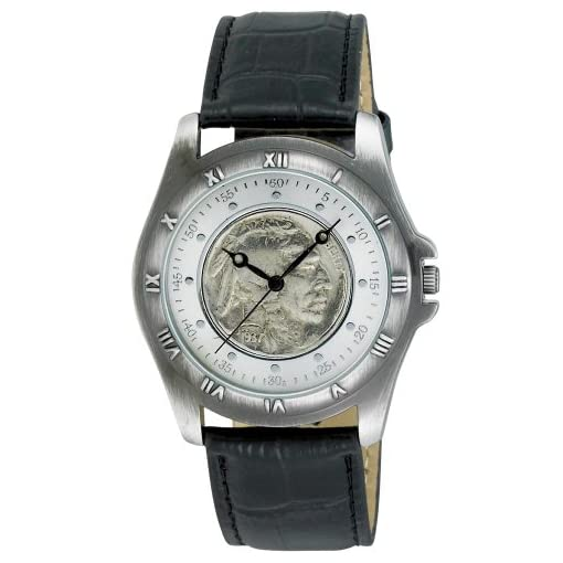514%2BMNqdmrL. SS510  - August Steiner Silver Mens CN002S AS watch