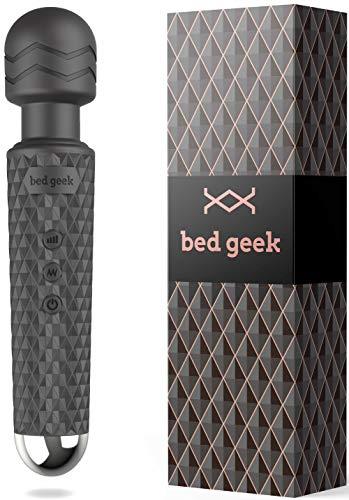 Masajeador inalámbrico bed geek A prueba agua espalda