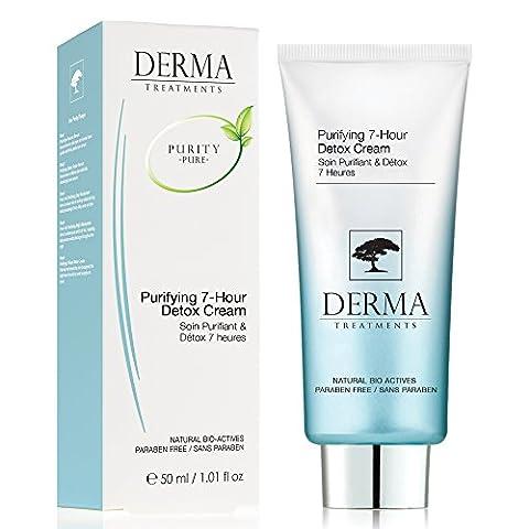Derma Treatments Soin Purifiant & Détox 7 heures