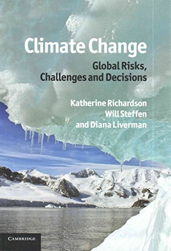 [Climate Change: Global Risks, Challenges and Decisions] (By: Katherine Richardson) [published: March, 2014]