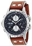 [Hamilton] Hamilton reloj caqui Aviación x-Wind H77616533hombre [Regular importados]