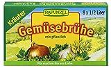 Rapunzel Bio Gemüse-Brühwürfel mit Kräutern