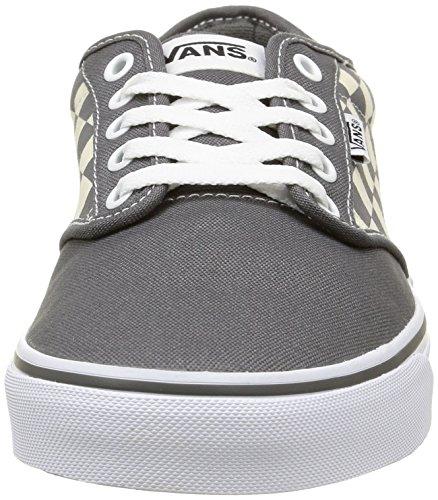 Vans Atwood - Sneakers da uomo Multicolore (checkers/gray/natural)