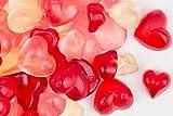 Herzen-Mischung, Fruchtgummi glutenfrei und laktosefrei im 500g Beutel