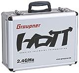 Graupner 3080 Alu-Senderkoffer HoTT 400x300x150