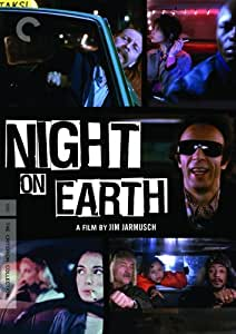 Criterion Collection: Night on Earth [DVD] [1991] [Region 1] [US Import] [NTSC]