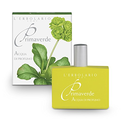 L'Erbolario Primaverde Eau de Parfum, 1er Pack (1 x 50 ml)