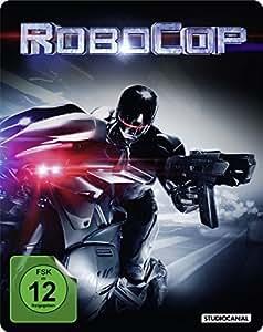 RoboCop (Steelbook) [Blu-ray] [Limited Edition]