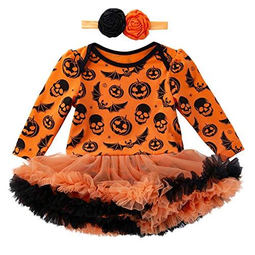 Disfraz Hallowen bebita