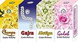 PRS Fresh Air Cooler Perfume (25ml Each) - Pack of 4