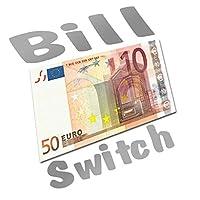 50-Euro-Bill-Switch-Geldscheinverwandlung-Zaubertrick-Zaubertricks-zaubern