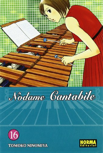 NODAME CANTABILE 16 por From Norma Editorial