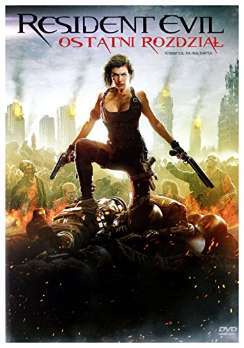 Resident Evil: The Final Chapter [DVD] (IMPORT) (Keine deutsche Version) - Imperial Ruby