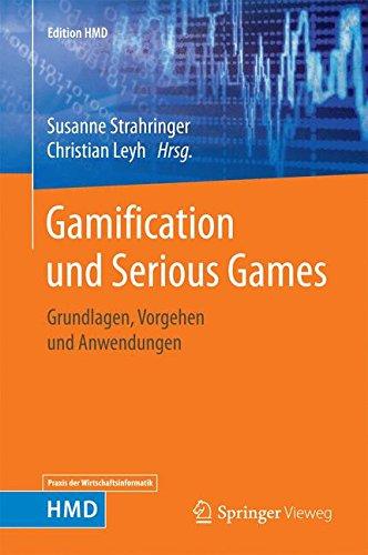 Preisvergleich Produktbild Gamification und Serious Games: Grundlagen, Vorgehen und Anwendungen (Edition HMD)