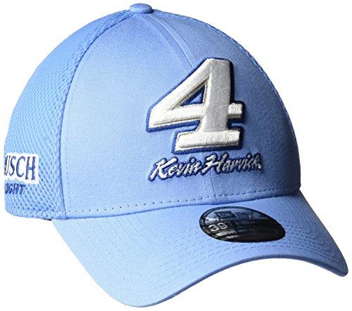 New Era NASCAR Mega Team Neo 39Thirty stretch Fit Cap, Medium/Large, Dark Royal