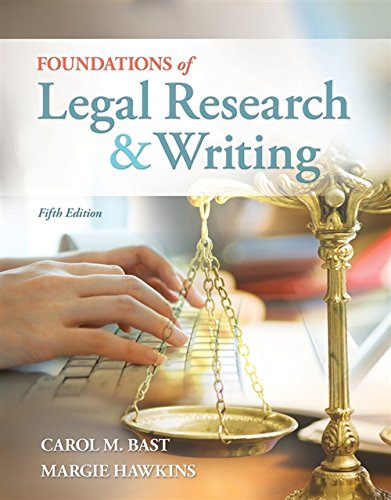 Pdf download foundations of legal research and writing by carol pdf download foundations of legal research and writing by carol bast full books fandeluxe Image collections