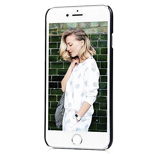 iPhone 7 Plus Custodia Cover - Lanveni Copertina Rigida PC Ultra Sottile per iPhone 7 Plus 5.5 pollici Protective Case - Modello Cane Disegno Disegno 4