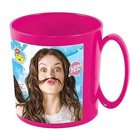 Tasse Soy Luna Micro onde Disney mug plastique gobelet enfant