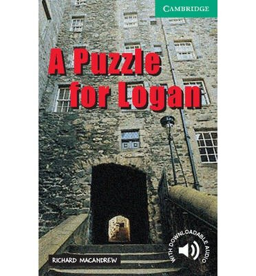 [(A Puzzle for Logan: Level 3: Level 3)] [ By (author) Richard MacAndrew, Series edited by Philip Prowse ] [November, 2001]