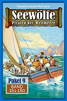 Seewölfe Paket 9: Seewölfe - Piraten der Weltmeere, Band 161 bis 180