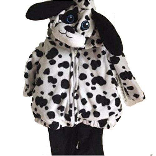 Kostüm Baby Koala - Koala Kids Baby Fasching Halloween Karneval Kostüm Dalmatiner süßer Hund (62-68)