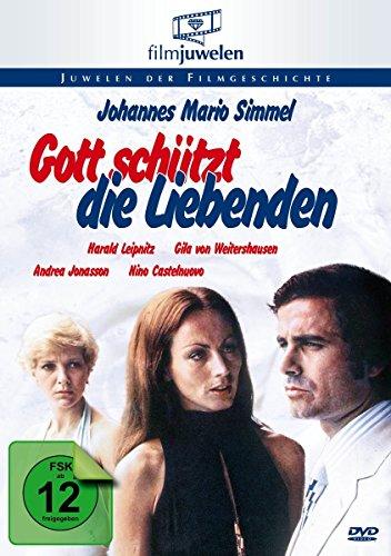 Bild von Johannes Mario Simmel: Gott schützt die Liebenden - Filmjuwelen
