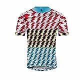 Uglyfrog Sommer Herren Radsport Rennrad Trikots & Shirts Bike Wear Kurzarm Cycling Jersey Schnelltrocknend Sport Bekleidung