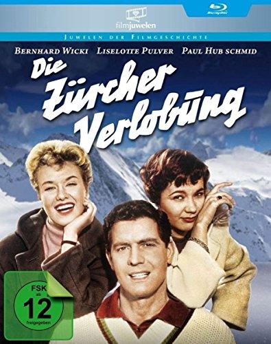 Die Zürcher Verlobung - Filmjuwelen [Blu-ray]