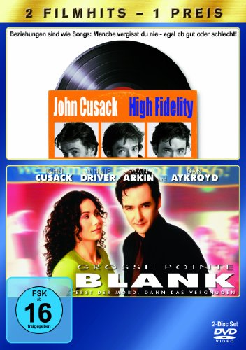 High Fidelity/Grosse Pointe Blank [2 DVDs]