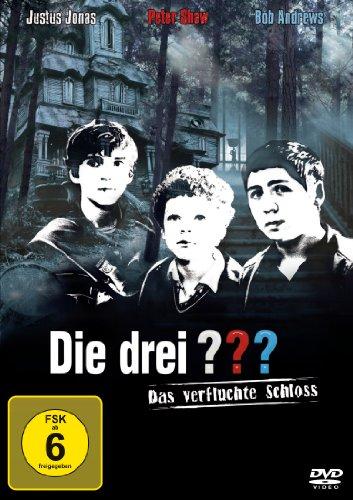 Film-dvd Cars (Die drei ??? - Das verfluchte Schloss)