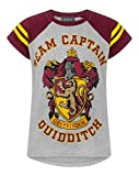 Photo de Harry Potter Quidditch Team Captain Girl's T-Shirt par Harry Potter