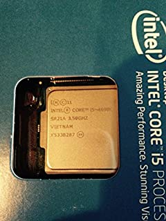 Intel 1150 i5-4690K Ci5 Box Processore da 3,5 Ghz, Nero (B00KPRWB9G) | Amazon price tracker / tracking, Amazon price history charts, Amazon price watches, Amazon price drop alerts
