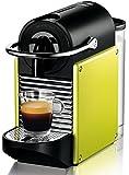 DeLonghi EN 125.L Nespresso Pixie Electric Lime, hellgelb