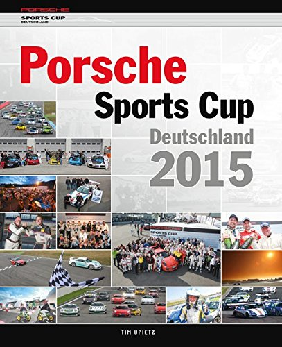 Preisvergleich Produktbild Porsche Sports Cup Deutschland 2015