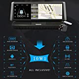GPS-Navigator für Das Auto, DVR, DVR, 1080P, Dual-Linse, 4G, WiFi, 20,3 cm für GPS-Navigator für Das Auto, DVR, DVR, 1080P, Dual-Linse, 4G, WiFi, 20,3 cm