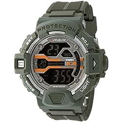 Uphase – UP706-141 – Men's watch – digital quartz- grey plastic strap