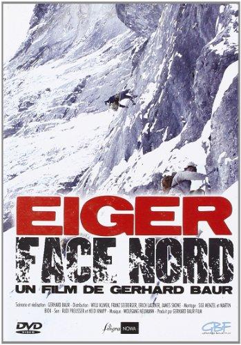 EIGER FACE NORD / Gerhard Baur, réal. | Baur, Gerhard. Monteur. Scénariste