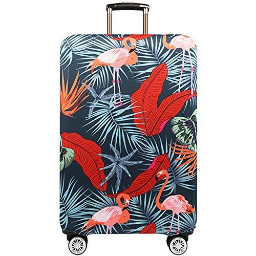 Gjcjy Trolley Tasche Staubdicht für Koffer Zubehör Reisetasche Tasche Schutztasche aus elastischem Stoff passend 18-32 Zoll M 5