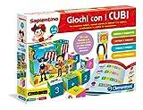 Clementoni 13393 - Giochi con i Cubi